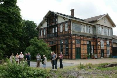 Bahnhof Mirke