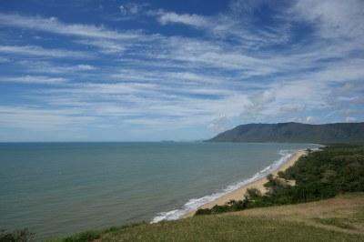 Küste nördlich von Cairns