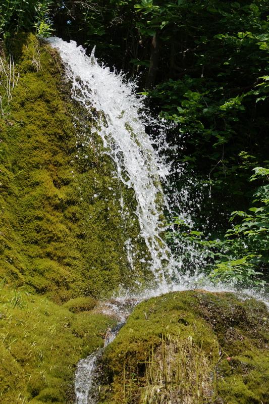 Nohner Mühle - Wasserfall Dreimühlen