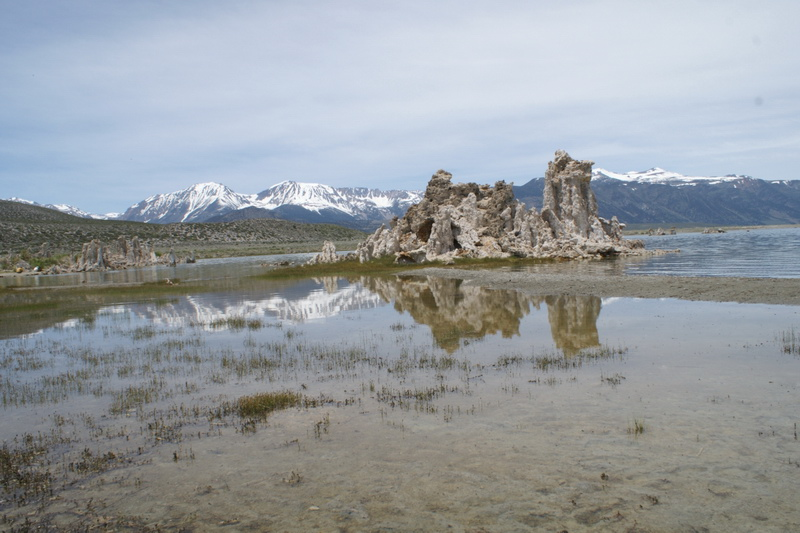 Mono Lake und Yosemite National Park