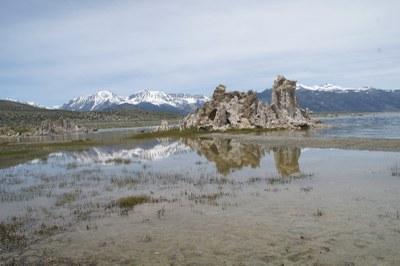 Mono Lake und Yosemite National Park