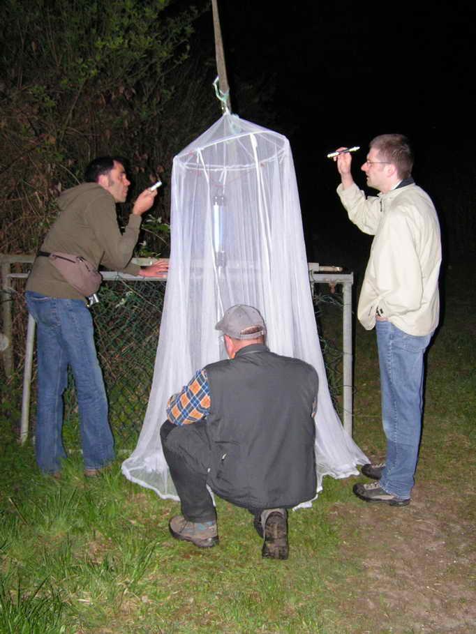 Die Experten am Leuchtturm