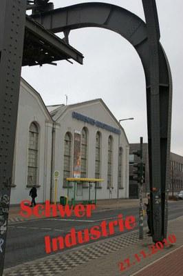 Besuch des LVR-Industriemuseums in Oberhausen 1