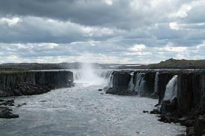 Selfoss- Wasserfall in Island Photo M. Schedel