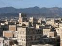 Blick auf die Altstadt von Sana´a