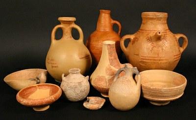 Dr. Wolfgang Auge: Keramik