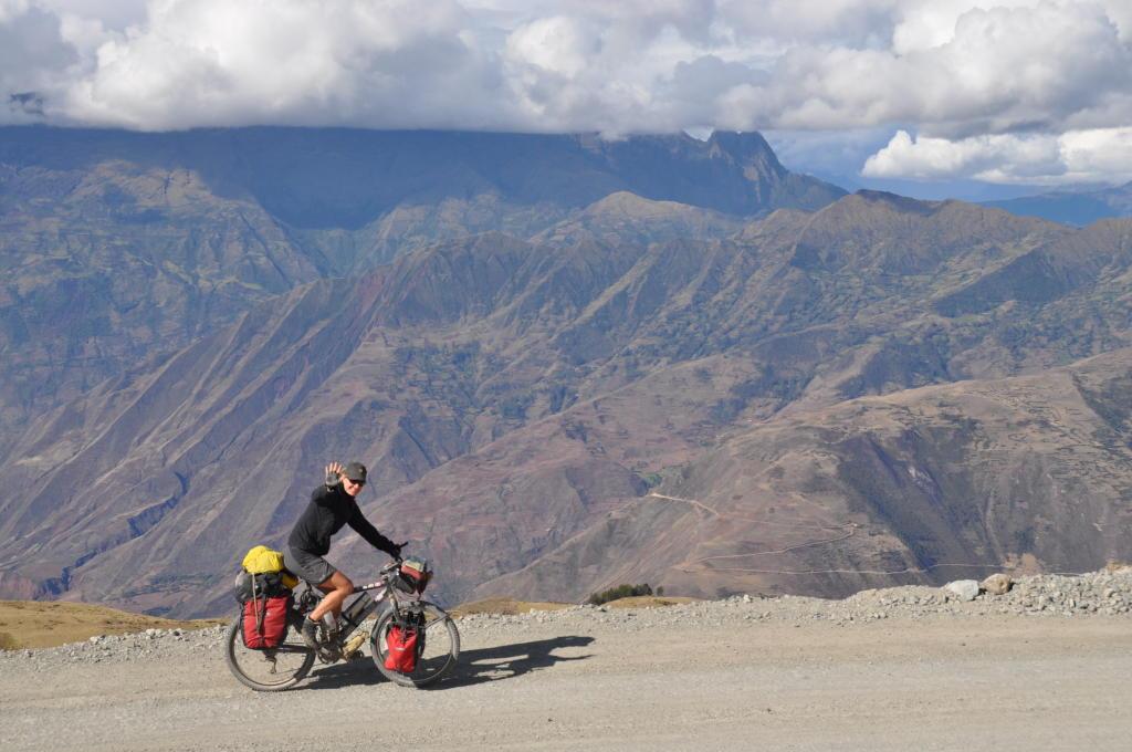 Mit dem Rad durch Peru