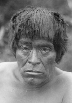 Feuerland-Indianer