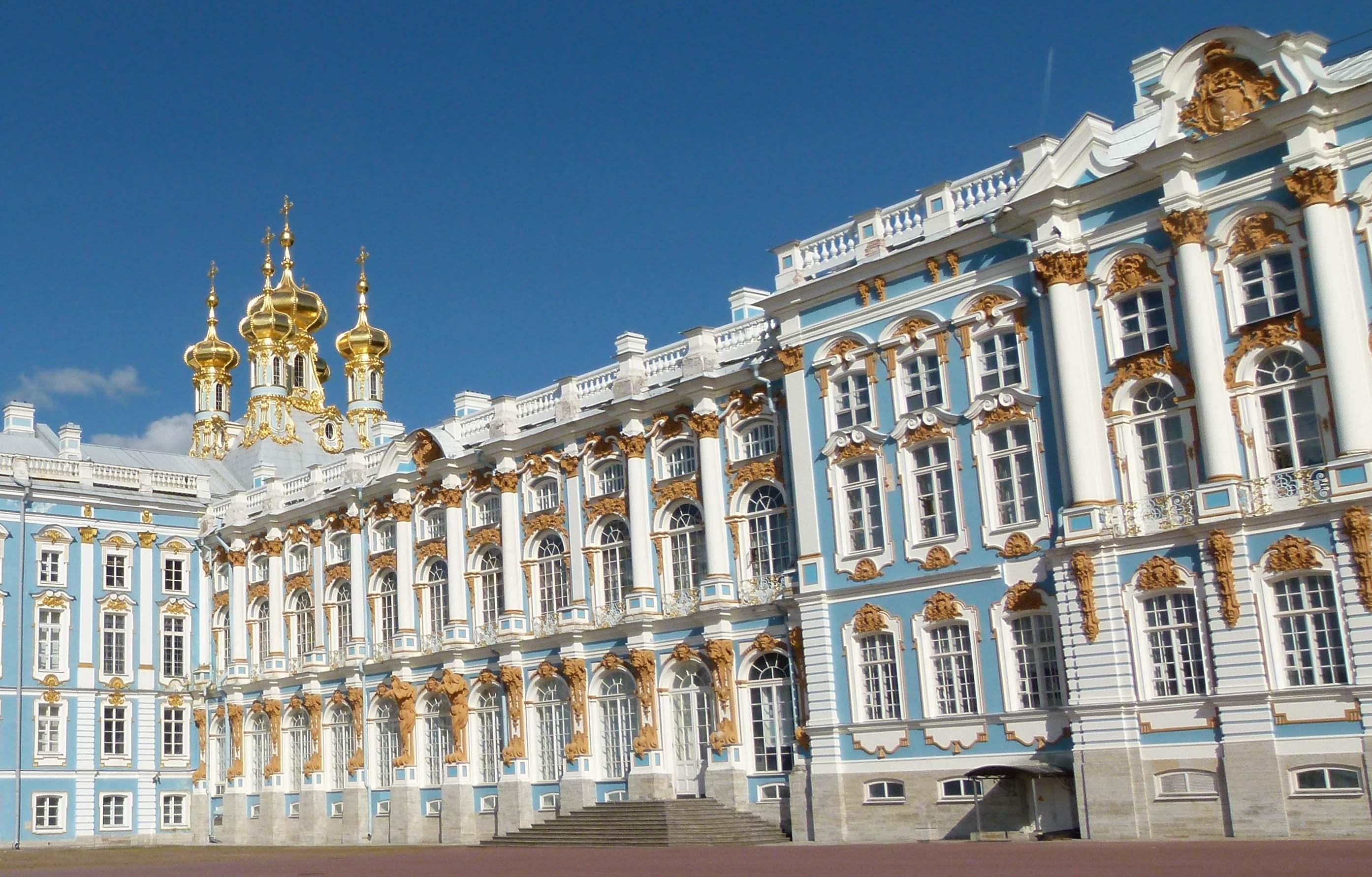 Der große Katharinenpalast