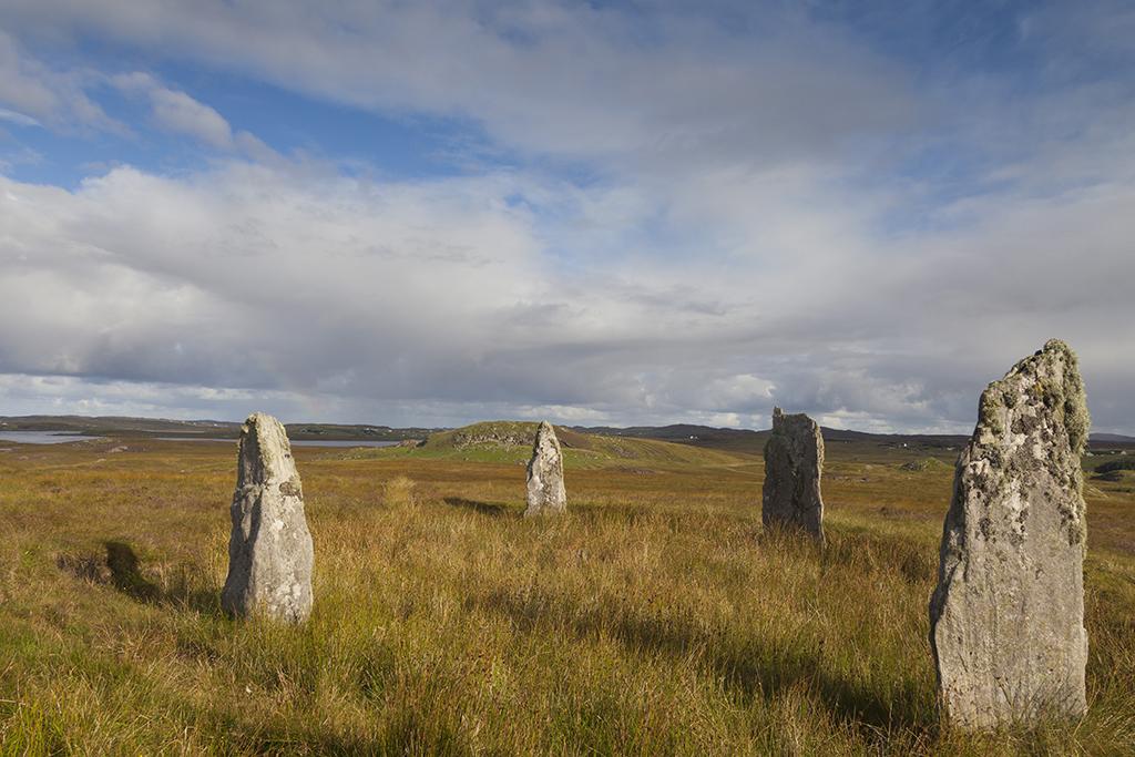Die Megalithe von Callanish