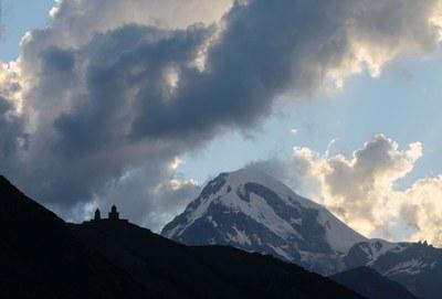 Im Kaukasus