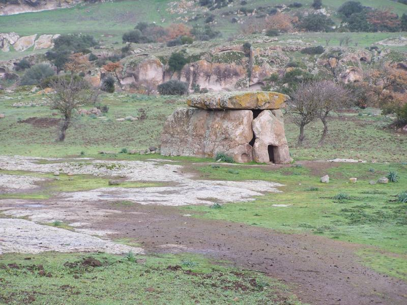 Sa Coveccada (Sardinien)